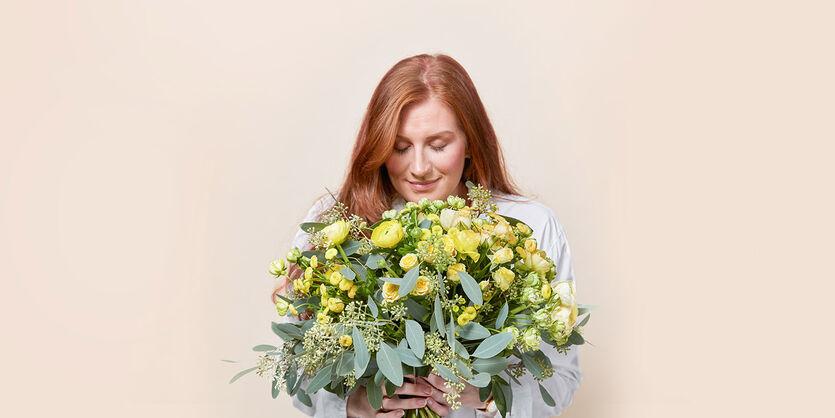 Kundeklubben for deg<br/> som elsker blomster