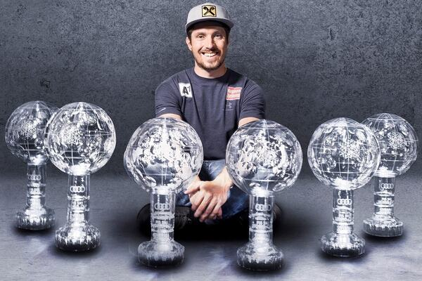 Photo : OESV Marcel Hirscher / Getty Images