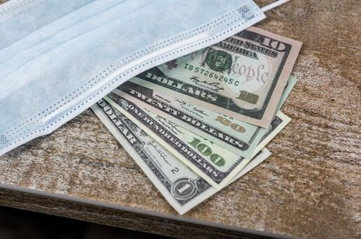 Munnbind og penger