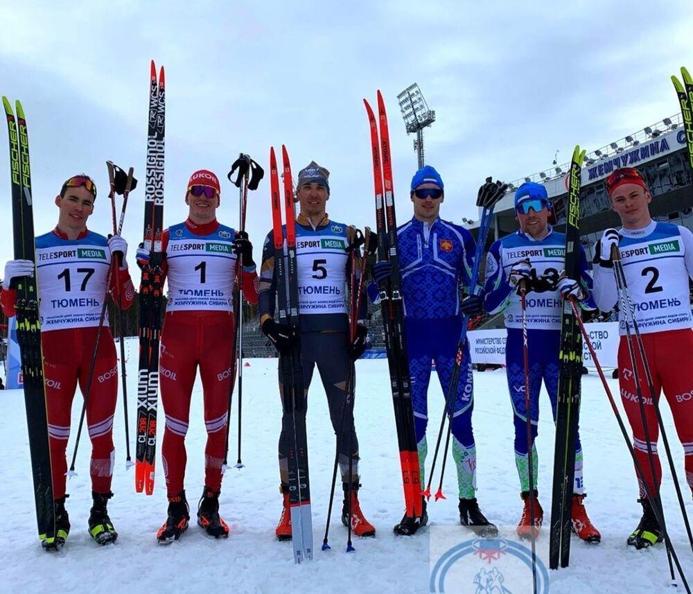 Photo : Russian Ski Team