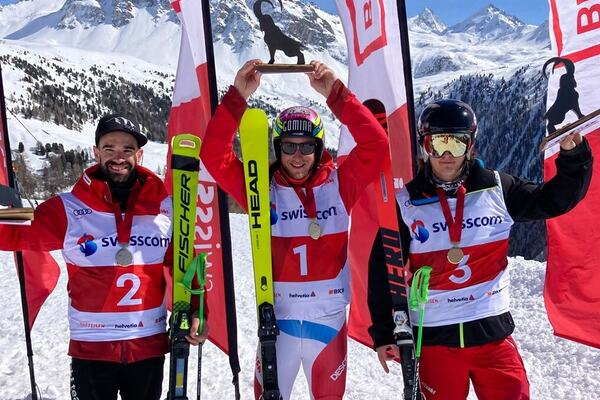 Photo : Swiss Alpine Team