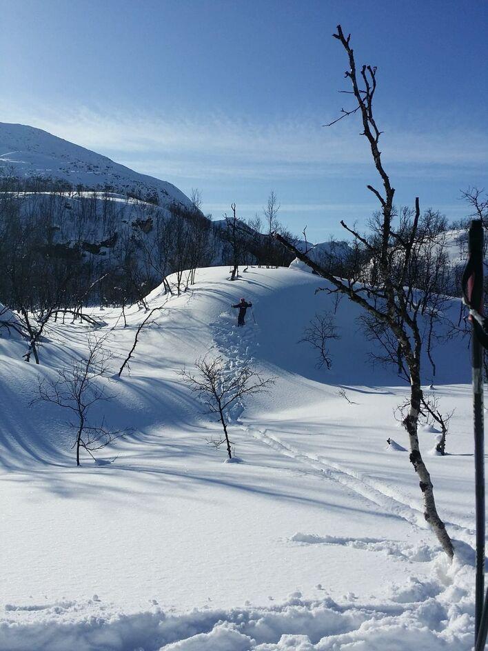 Påsken ski og snø