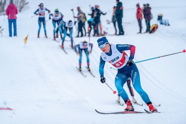 Photo : Manuel Lusti / Swiss Ski