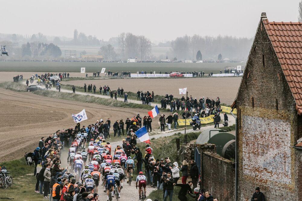 Photo : Paris Roubaix Facebook