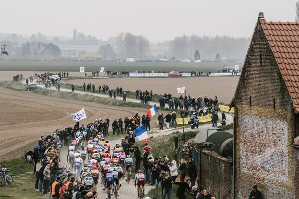 Photo : Paris Roubaix Facebook