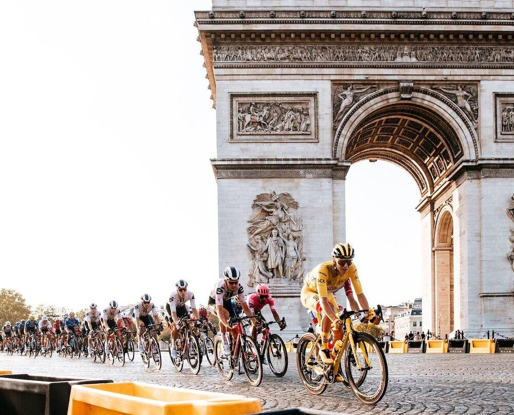 Photo : Le Tour Officiel / Facebook