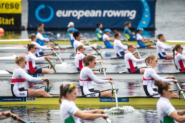 Photo : World Rowing