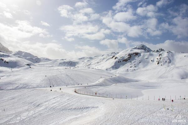 Photo : Les Arcs