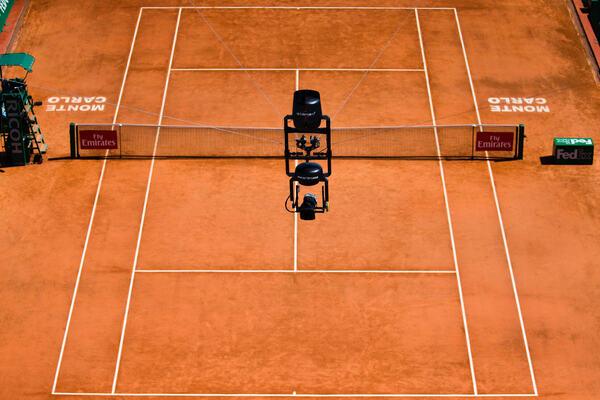 Photo : Rolex Monte Carlo Masters