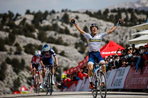 Photo : Tour de Turquie Officiel
