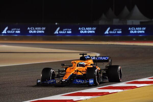 Photo : McLaren