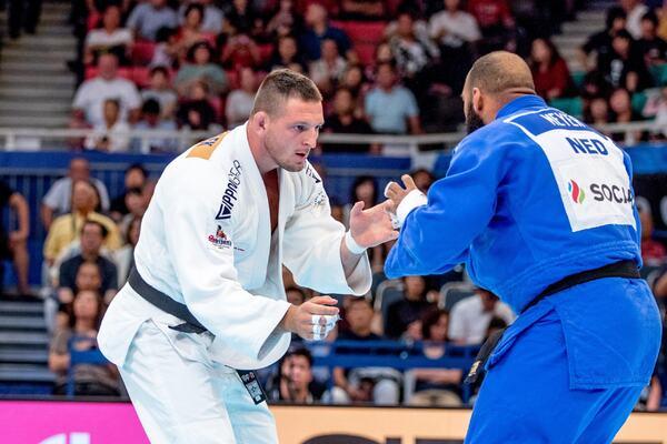 Photo : European Judo