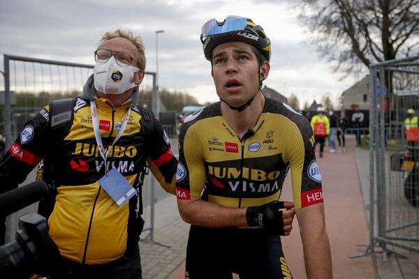 Photo : Team Jumbo Visma / Facebook