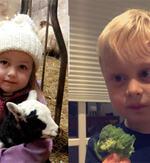 Signe og Sigurd 5 år