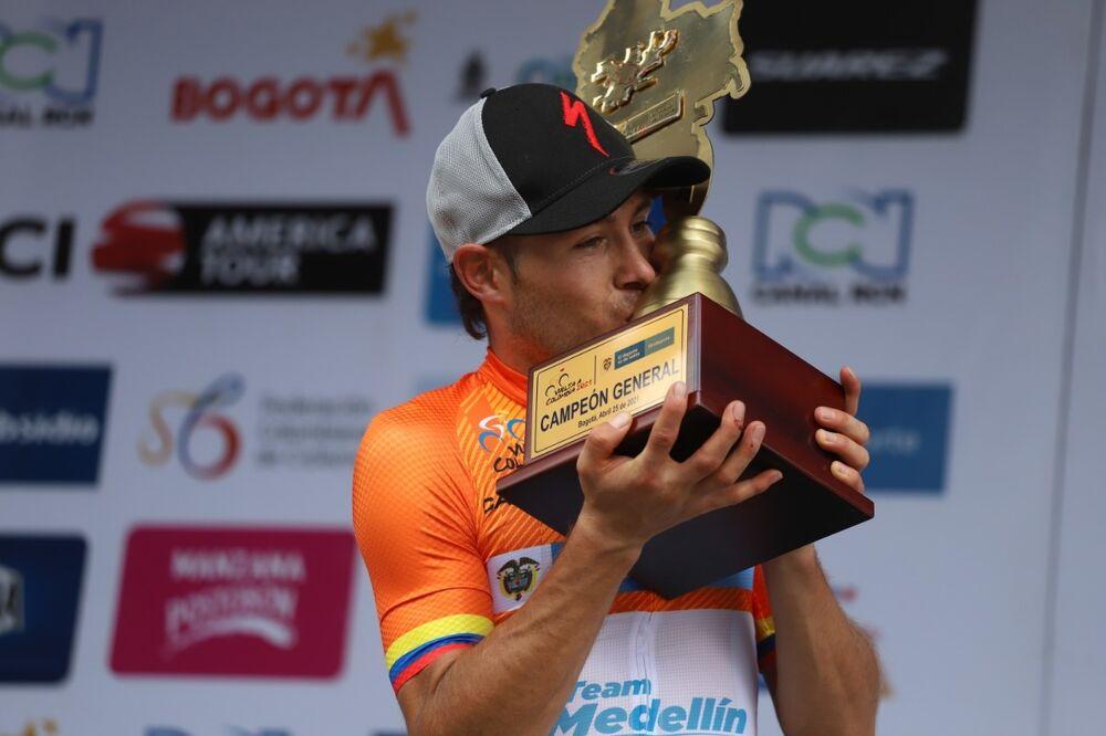 Photo : Tour de Colombie Officiel