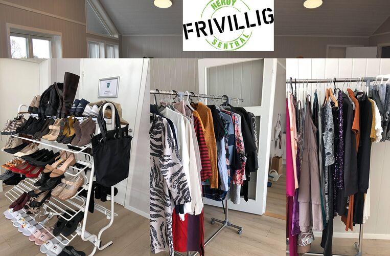 Suksess for oppstart av bruktbutikk og kafé på Fellesstua