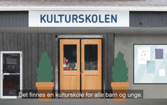 Kulturskolen animert