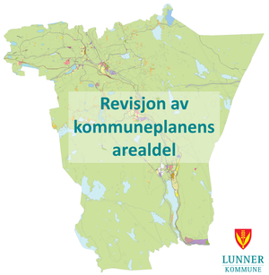 Revisjon av kommuneplanens arealdel