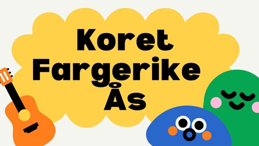 Fargerike Ås