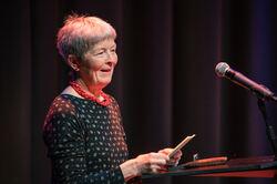 Ruth Uhlving takketale