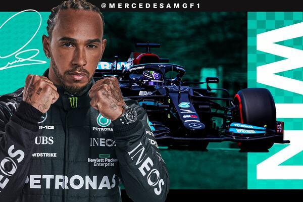 Photo : Mercedes Formula One