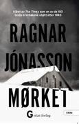 Forsiden av krimboka Mørket av Ragnar Jonasson