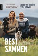Forsiden av boken Best sammen av Maren og Jørgen Teien Rørvik.