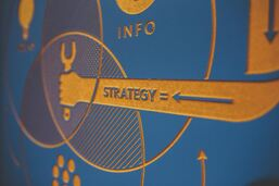 Strategi illustrasjon
