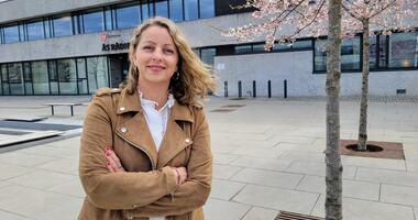 Leder av koronasenteret i Ås kommune, Monica Berge_Tukh