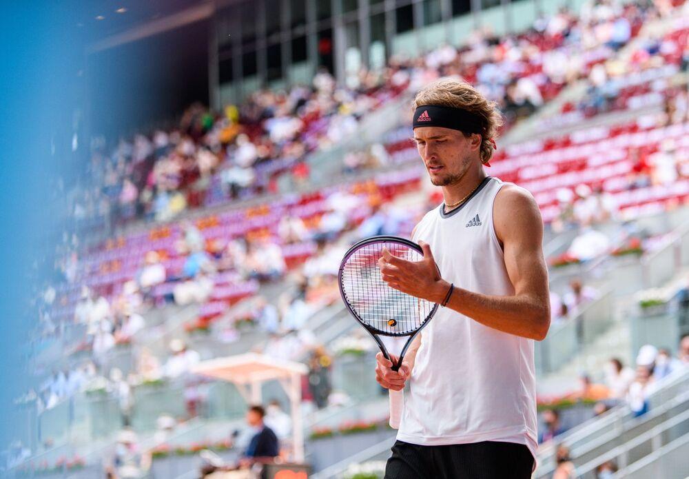 Photo : Mutua Madrid Open