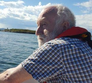 Børge Larsen 80 år