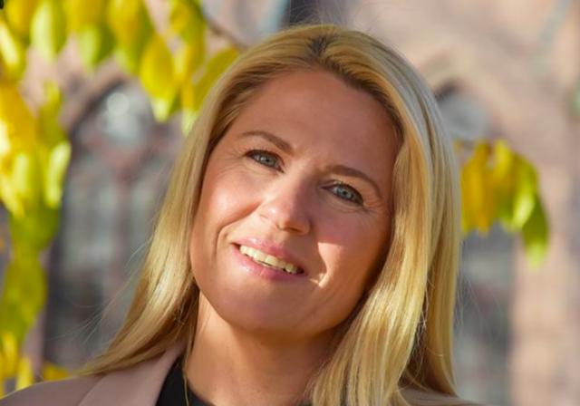 Monica Myrvold Berg, ordfører i Drammen kommune. Foto: Drammen kommune