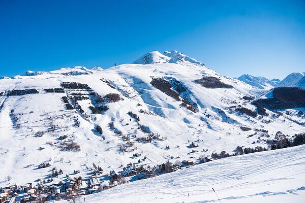 Photo : Les 2 Alpes