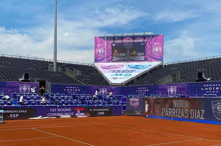 Photo : Serbia Ladies Open
