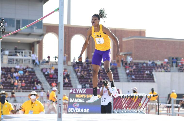 Photo : LSU Track and Field