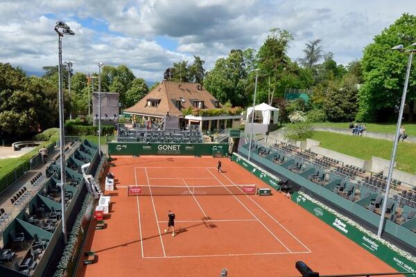Photo : Gonet Geneva Open