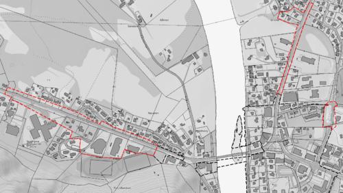 Utvidelse planområde