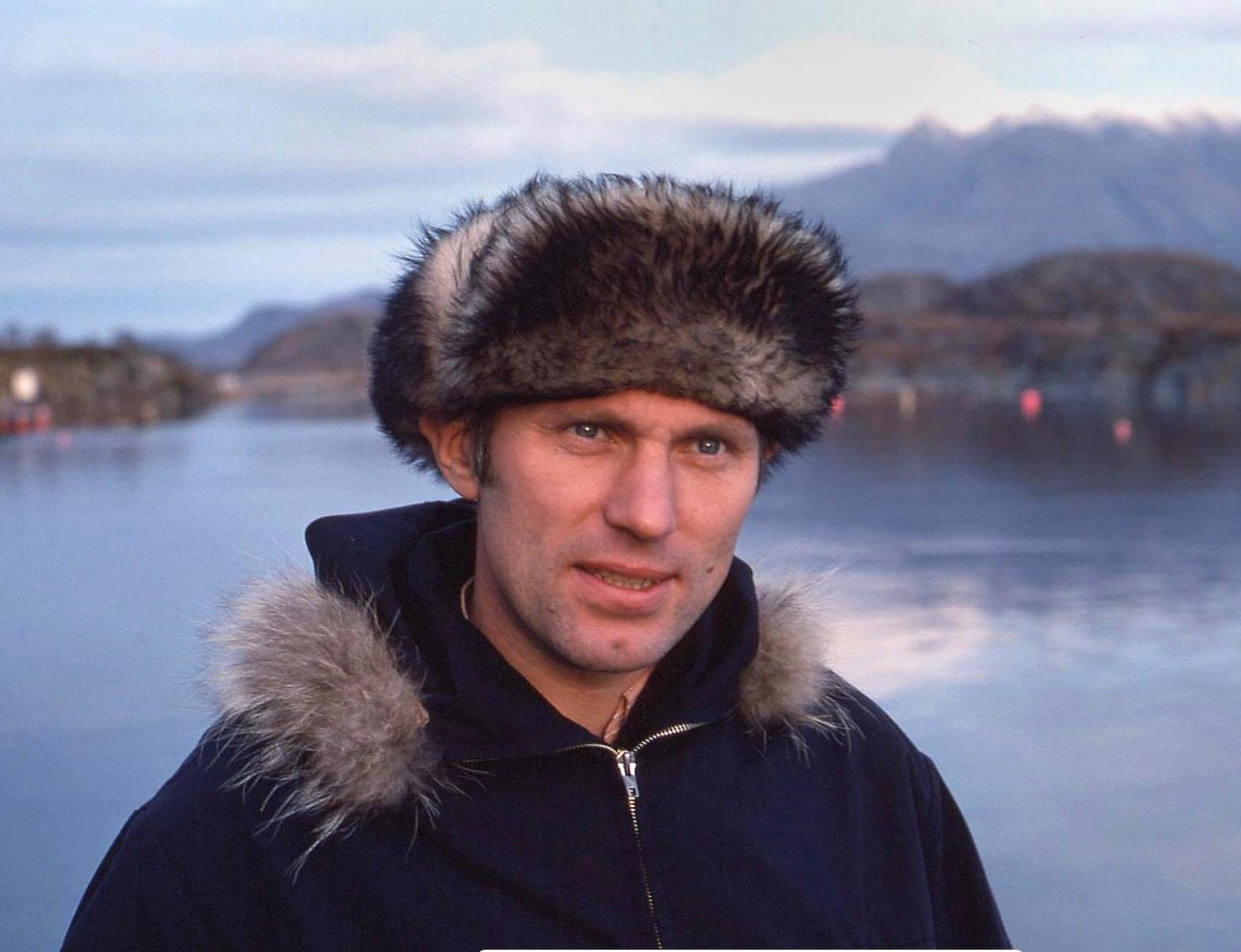 Ragnar Sjåvik 80 år