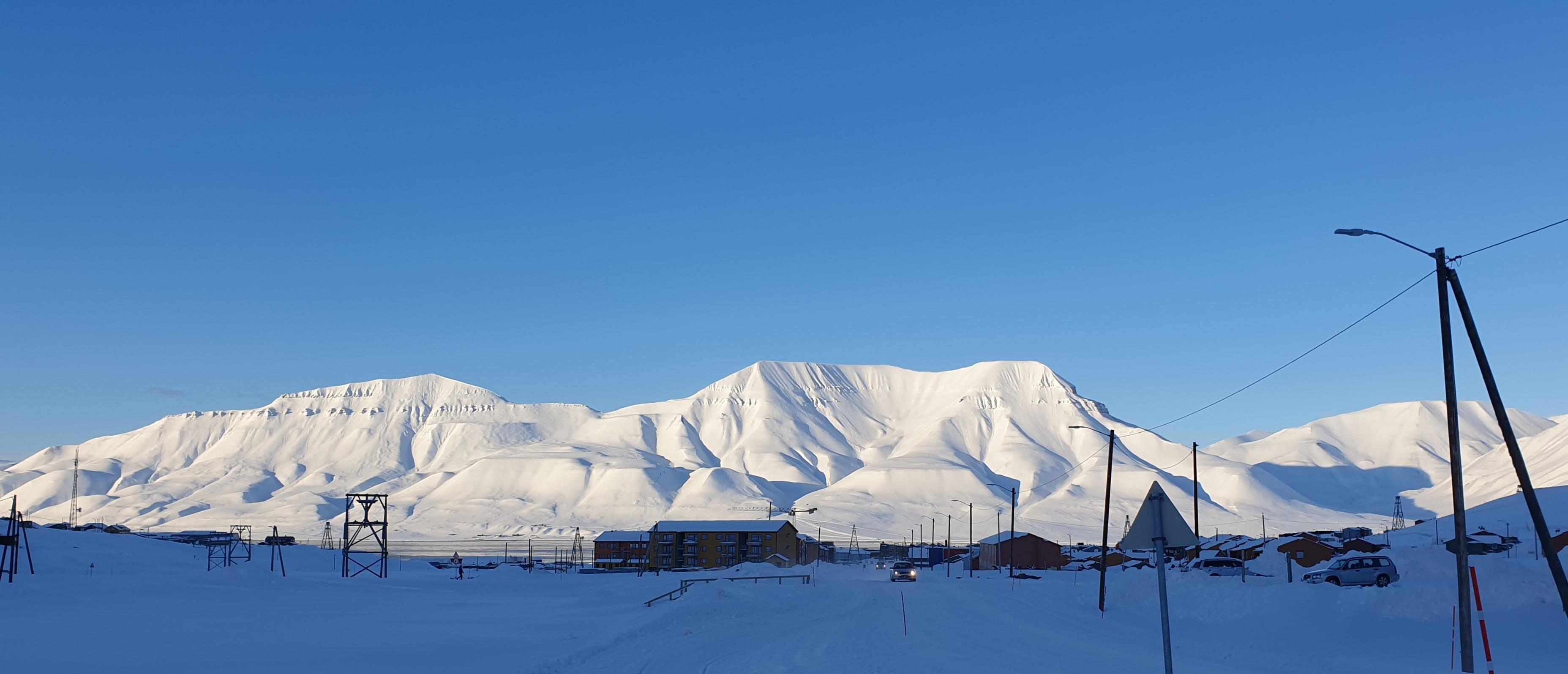 Hiortfjellet Foto: John Haugen