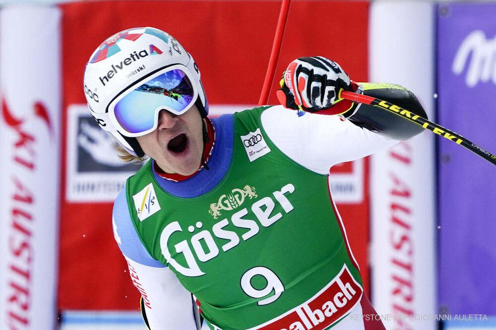 Photo : Keystone / Swiss Ski
