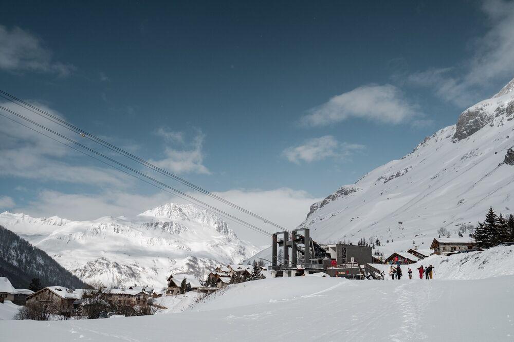 Photo : Val d'Isère