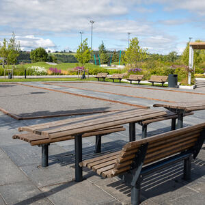Petanque baner Mjøsparken Ringsaker