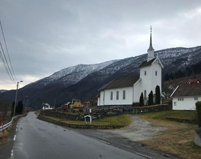 Kyrkja i Feios