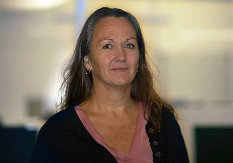 Cat Holten, avdelingsdirektør i Digitaliseringsdirektoratet er ikke enig med legeforeningen i at Altinn er et problem. Foto: Digitaliseringsdirektoratet