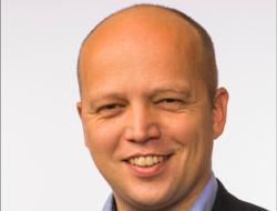 Trygve Slagsvold Vedum, partileder i Senterpartiet (SP). Foto: SP