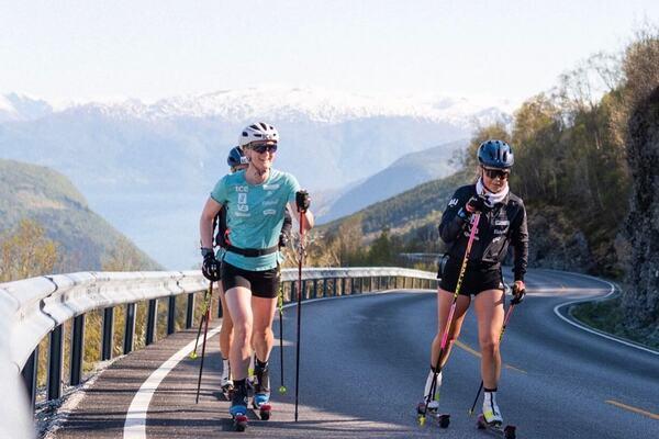 Photo : Skiskytterlandslaget