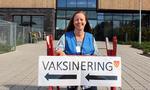 Koronakoordinator Camilla Worvik Orbraathen