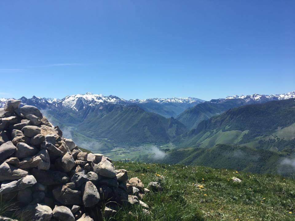 Photo : Trail Montanaspe