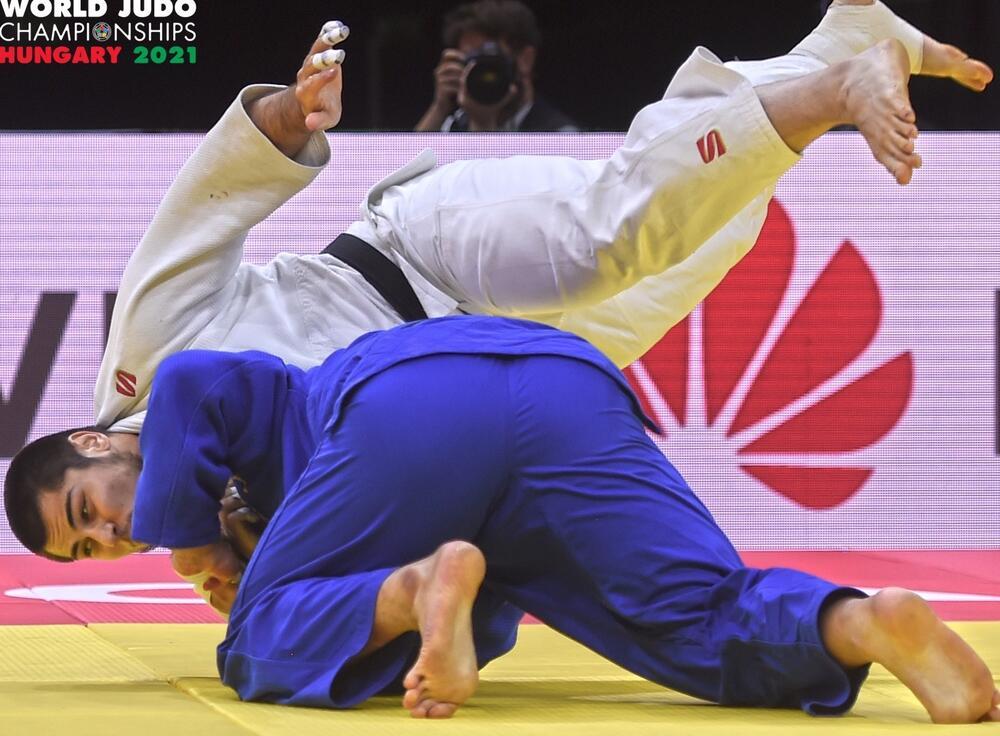Photo : International Judo Federation