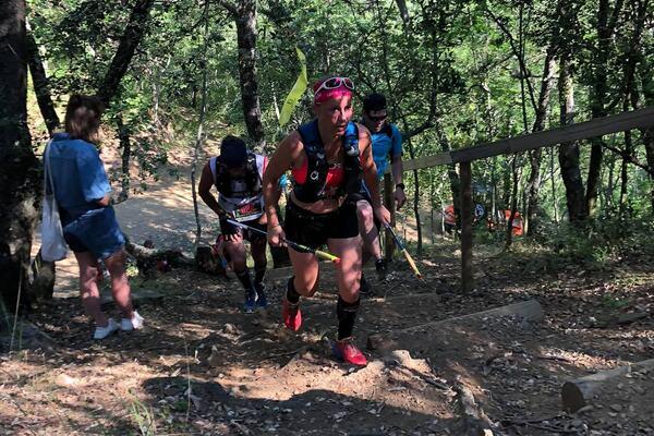 Photo : Trail des Maures